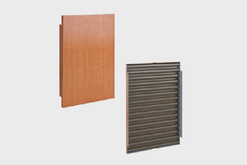 钢制墙面装饰系统(含隔断、门)