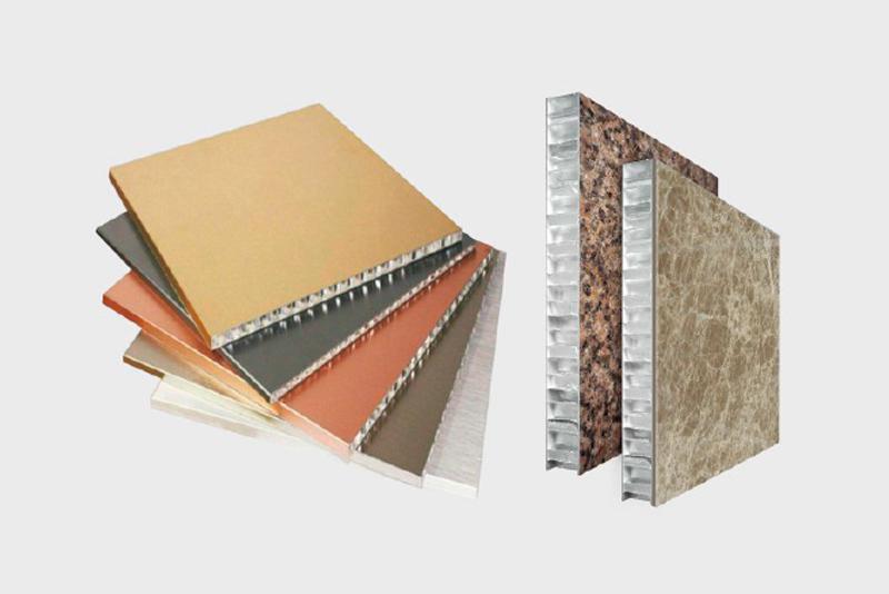 铝蜂窝板/石材蜂窝板